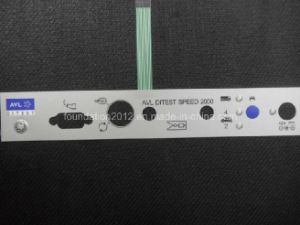 Digital Control Panel LED Electronic Membrane Switch Keypad pictures & photos
