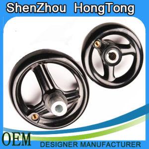 Bakelite Handwheel for Punching Machine pictures & photos