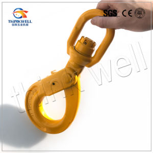 G80 Safety Hook/Swivel Self-Locking Hook pictures & photos