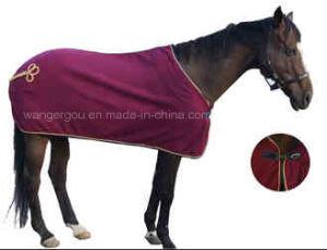 350g Poly Fleece Rug/Horse Rug (RG-N10) pictures & photos