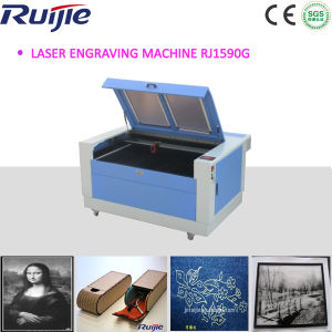 CNC CO2 Laser Cutting Machine with CO2 Laser Tube (RJ1390) pictures & photos