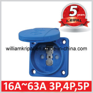 IP54 French / Belgian Power Socket Outlet pictures & photos