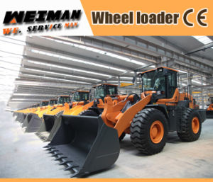 Fashionable 5ton Wheel Loader Wl956h Made in China for Sale pictures & photos
