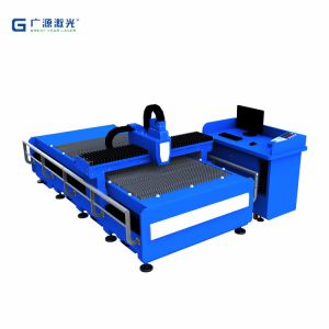 Gy Fiber Metal Laser Cutting Machine Price pictures & photos