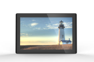 10.1′′ IPS Screen WiFi Photo Frame Network Advertising Monitor (A1002-IPS) pictures & photos