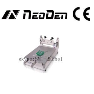 High Precision Neoden Solder Paster Stencil Printer Pm3040 Fine Adjustment Range pictures & photos