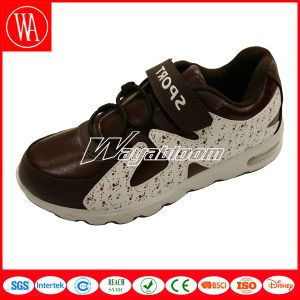 Kids Fashion Comfort Sports Shoes with Magic Tape pictures & photos