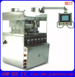 High Efficiency Rotary Tablet Press with Zp Model Die pictures & photos