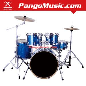 5-PC Professional Blue Drum Set (Pango PMDM-3700) pictures & photos