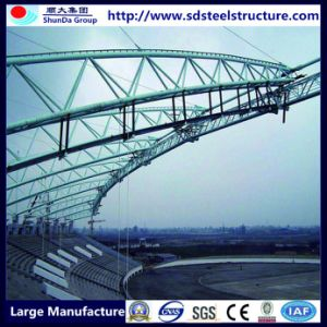 New Products Steel Frame Structure From China Supplier pictures & photos