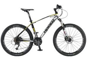 New Popular Alloy Mountain Bicyle, Black, White+Yellow