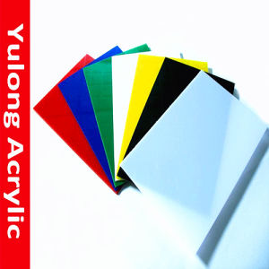 Color 4 X 8cast Acrylic Sheet for Price pictures & photos