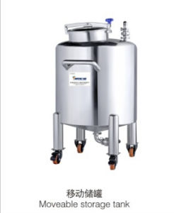 Moveable Water Storage Tanks