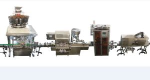 High-Speed Granules Filling Line pictures & photos