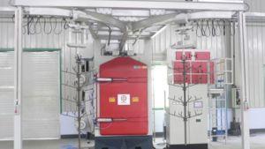 Overhead Rail Shot Blast Machine (ORB-10/12 ORB-12/16 ORB-12/20)