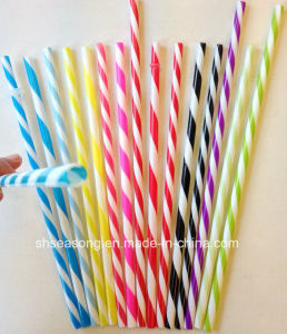 Drinking Straw / Plastic Straw / Spiral Straw pictures & photos
