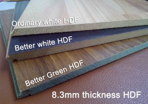 Different Hdf 8 3mm Thickness Laminate Flooring