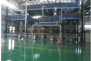 Non Woven Fabric Making Production Line SSS 2400mm pictures & photos