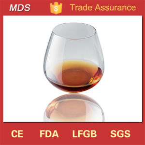 Hot Offer Round Fancy Stemless Unique Whisky Glass pictures & photos