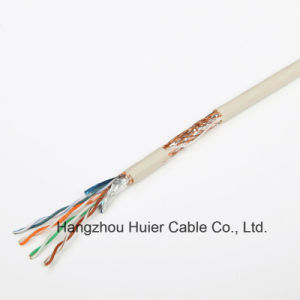 USA Standard 23AWG/24AWG Network Cat 5e Cable pictures & photos