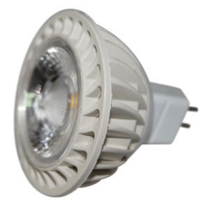 Epistar 12V DC COB LED Spotlight Bulb MR16 Office Lighting pictures & photos