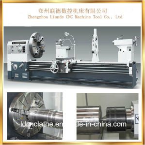 High Speed Accuracy Horizontal Light Duty Lathe Machine Cw61100 pictures & photos