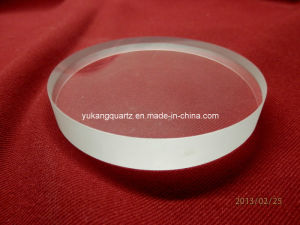 Transparnet Quartz Glass Plate (YKW-020) pictures & photos