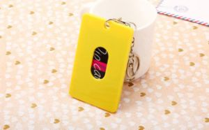 Custom Travel Accessories PVC Luggage Tag pictures & photos