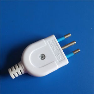 10A/16A 250V ABS High Quality Italy Plug (RJ-0255) pictures & photos
