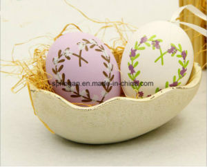 6cm Lovely Egg Decoration for Easter pictures & photos