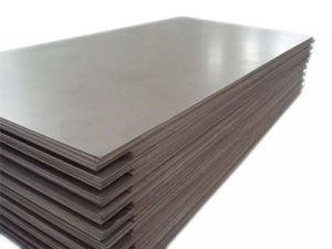 Factory Supply of Mo Sheet, Moly Plate for Single Crystal Growth pictures & photos