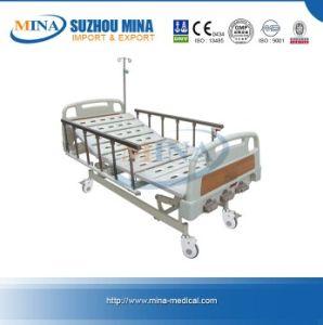 CE ISO Approved Manual Hospital Ward Bed (MINA-MB106-B)