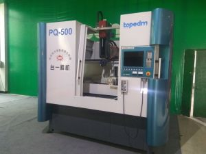 High Speed Small Hole EDM Drilling Machine pictures & photos