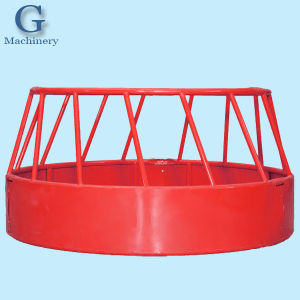 Hay Saver Round Bale/Large Square Bale Cattle Hay Feeder Big Oval Feeders pictures & photos
