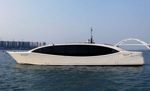 Seastella 53′ Luxury Commercial Yacht pictures & photos