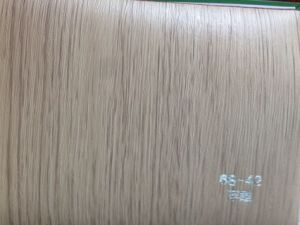 Wood Grain PVC Film for Russia and Ukraine