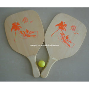 Outdoor Sports Beach Tennis Racket pictures & photos