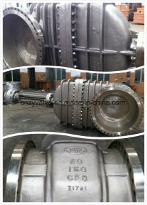"API600 21/2"" Class150 CF8 Stainless Steel Gate Valve pictures & photos"