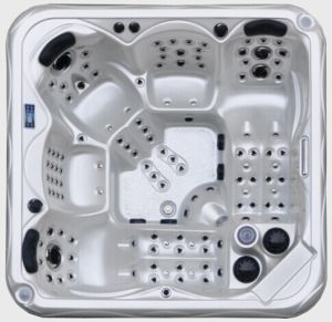 2.3X2.3m Hot Tub Whirlpool SPA New Jcs-65 pictures & photos