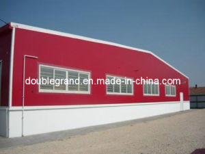 Peb Engineered Steel Structure Warehouse (DG1-003)