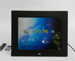 9.7inch High Resolution Digital Photo Frame pictures & photos