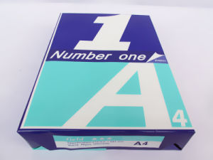 Qualified Wholesale Office Copy Printing A4 Paper High-Grade 80g A4 Paper pictures & photos