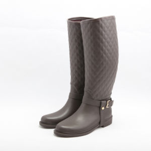 Fashion China High Quality Long Rubber Riding Boots