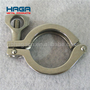 Stainless Steel Clamps on Good Selling pictures & photos