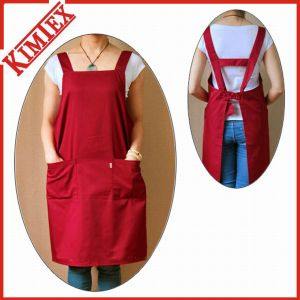 Fashion Cotton Printed Kitchen Apron, Cooking Cloths pictures & photos