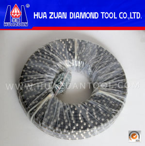 Reinforced Concrete Cutting Wire Saw Wall Cutting Diamond Wire pictures & photos