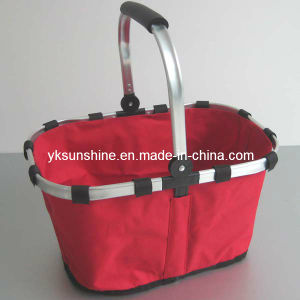 Foldable Camping Basket (XY-308B) pictures & photos