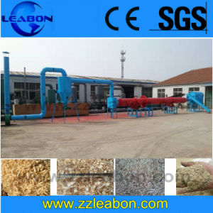 CE Approved Wood Sawdust/Shaving/Chips Dryer Machine Price, Drum Dryer Machine for Wood Chips pictures & photos