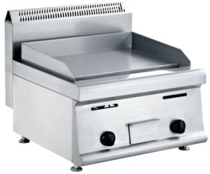 Commercial Counter Top Gas Griddle pictures & photos