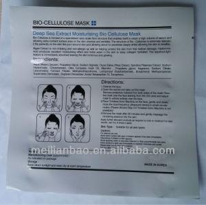 Deep Sea Extract Bio-Cellulose Facial Mask pictures & photos